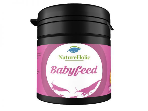 Babyfeed Breeding Shrimp Feed, 30g