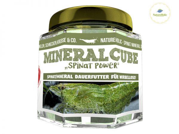 """MineralCubes """"Spinach Power"""""""
