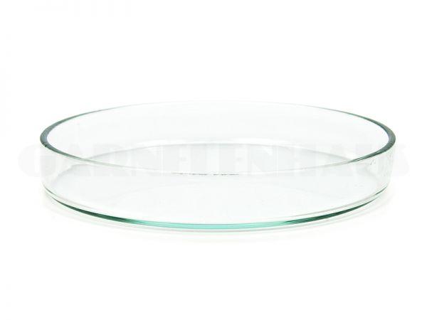 Glass food bowl, 94/15 mm