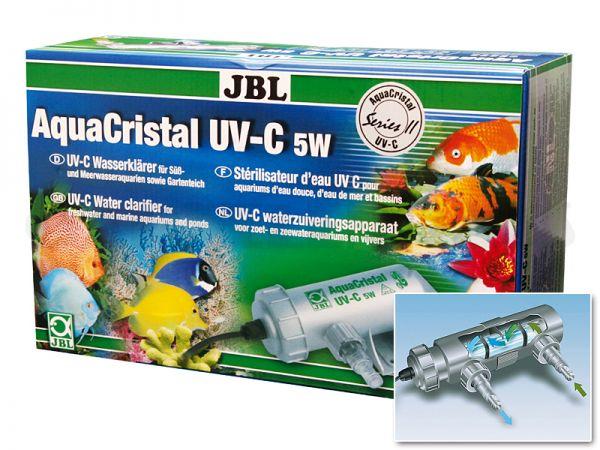 AquaCristal UV-C Series II, 5 watts