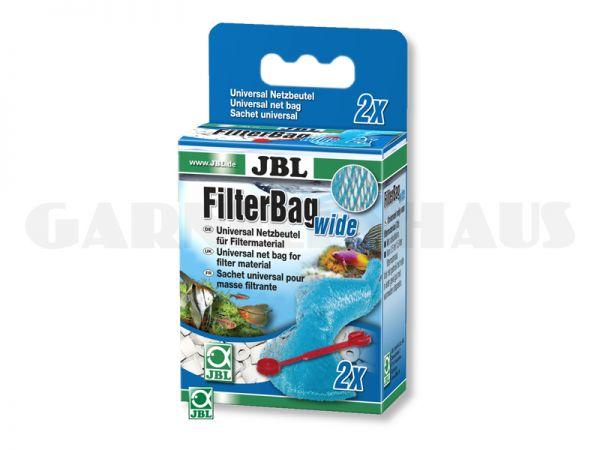 Filter Bag, wide, 2 pcs