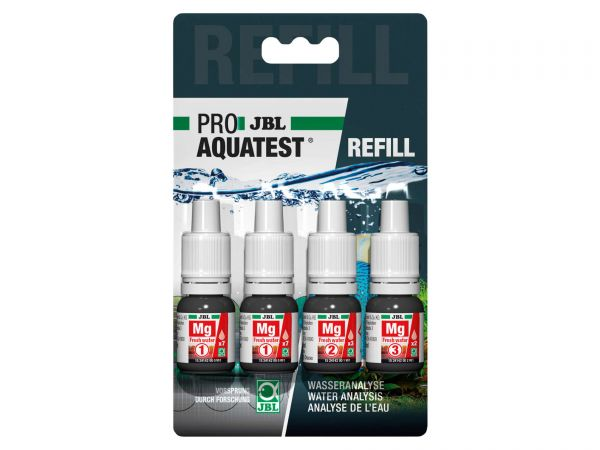 JBL - Pro Aquatest Mg (Magnesium) Reagents, Refill-Pack