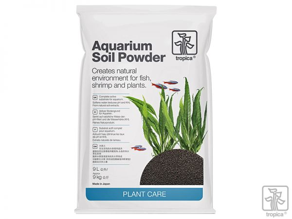 Aquarium Soil Powder, 9 litres