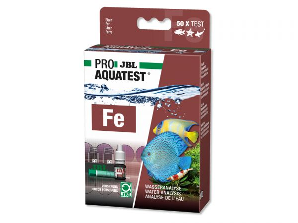 JBL Pro Aquatest Fe / Iron Aquarium Water analysis