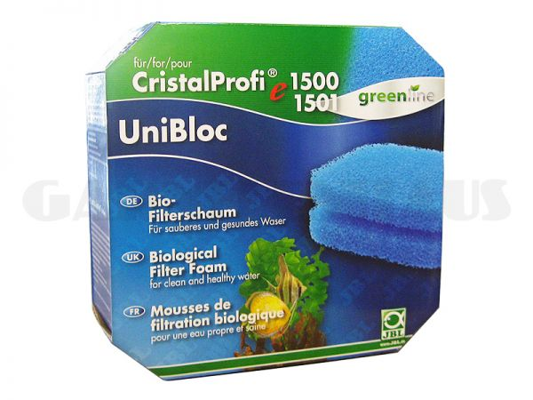 CristalProfi e15/1900/1 UniBloc