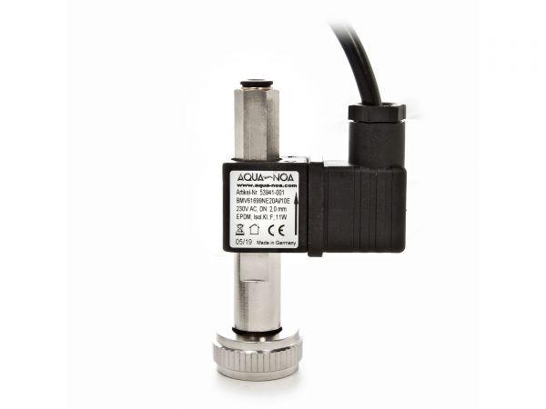 Aqua-Noa CO2-Magnetventil / Nachtabschaltung für die Wasserleitung (Wasserhahn)