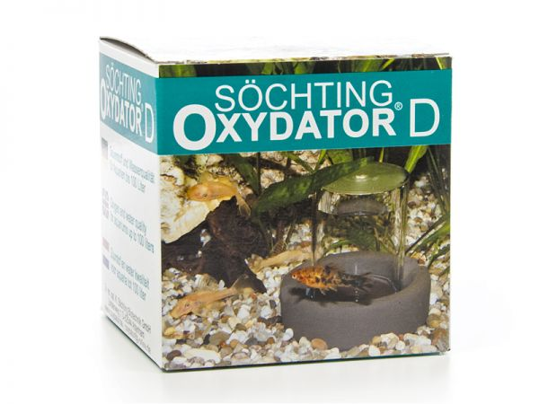 Oxydator D, for aquariums up to 100 l