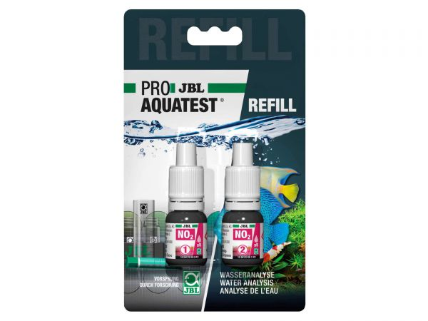 JBL - Pro Aquatest NO2 (Nitrite) Reagents, Refill-Pack