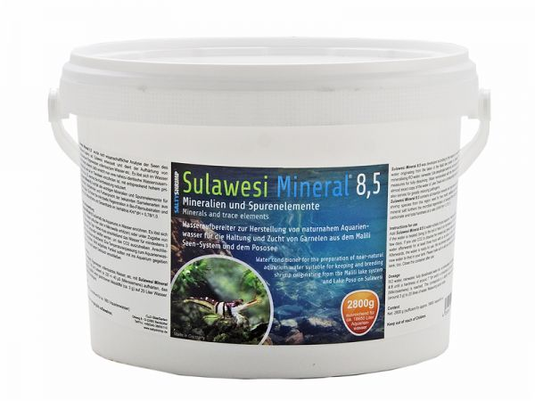 Sulawesi Mineral 8,5 - 2800g
