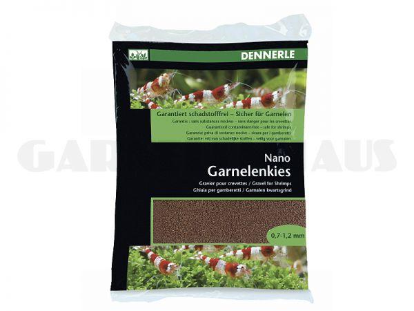 Nano Garnelenkies - Borneo Brown