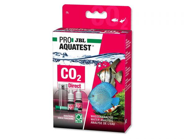 JBL Pro Aquatest CO2 / carbon dioxide Direct Aquarium water analysis