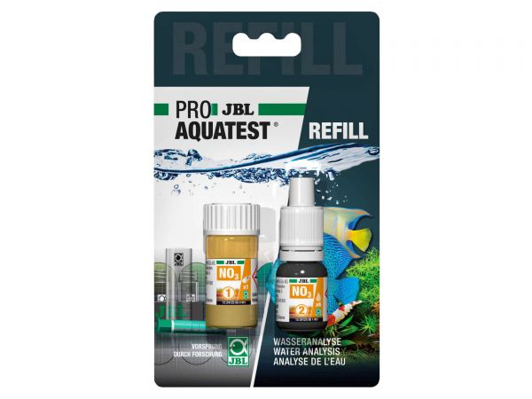 JBL - Pro Aquatest NO3 (Nitrate) Reagents, Refill-Pack
