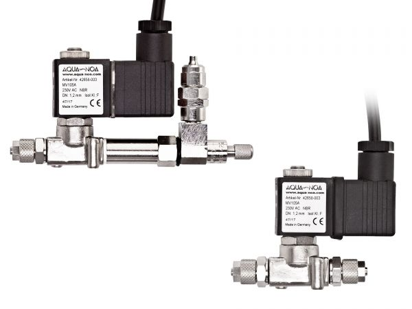 Aqua-Noa CO2-Magnetventil / Nachtabschaltung Profi -Version
