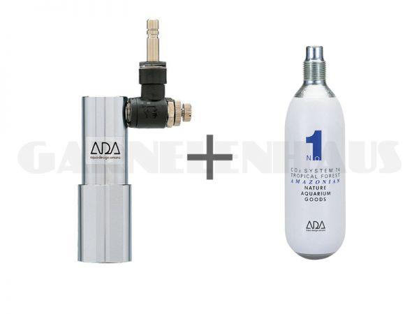 CO2-System 74-YA/Vers. 2 (black)