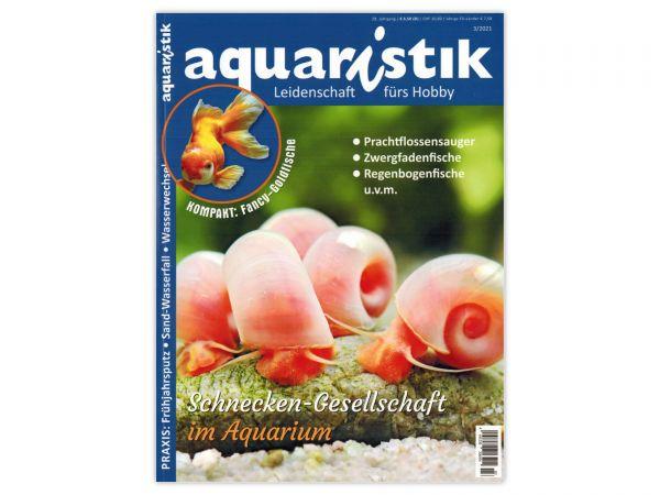 aquaristik - Leidenschaft fürs Hobby, Issue 3/2021
